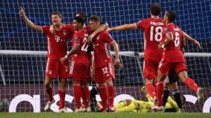 Точный прогноз на матч Бавария – РБ 05.12.2020