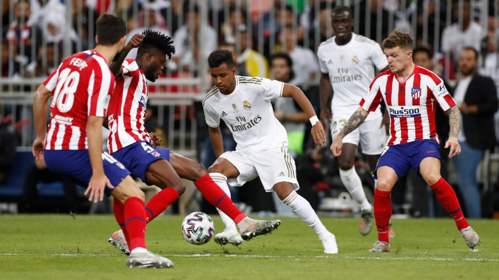 Точный прогноз на матч Реал Мадрид – Атлетико 12.12.2020